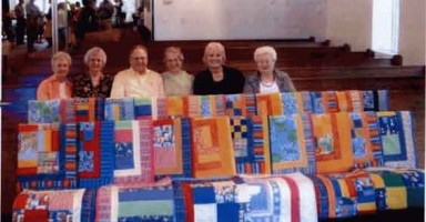 Blessing of the Quilts